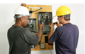 Commercial electrical contracting company, commercial repairs, emergency power, commercial construction. Maryland-DC-Virginia Area
